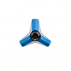 Bouchon de direction HXR COMPONENTS avec vis Bleu