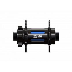 Moyeu HXR COMPONENTS Avant 100x15 mm 32T Bleu