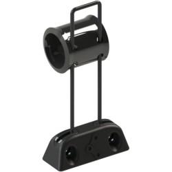 Guide-chaîne HXR COMPONENTS by Chaintamer 70 mm Noir