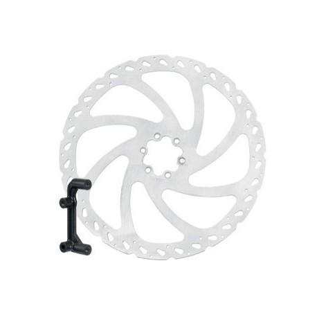 Adaptateur Etrier Avant PM/PM-203 mm pour disque 230 mm (inclus)