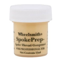Frein filet rayons WHEELSMITH Spoke Prep Orange (15 ml)