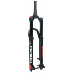 Fourche MANITOU Mattoc 2 Comp 27.5+/29 Boost 120 1.5T 15 mm Noir