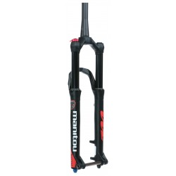 Fourche MANITOU Mattoc 2 Comp 29+ Boost 120 1.5T 15 mm Noir
