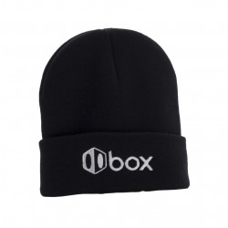 Bonnet BOX COMPONENTS Icon Logo Noir