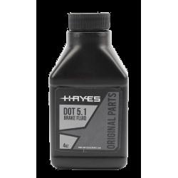 Liquide de frein HAYES DOT 5.1 (118 ml - 4 oz)