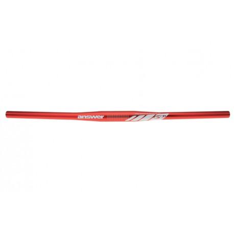 Cintre ANSWER Protaper 685 XC Rouge/Blanc Plat