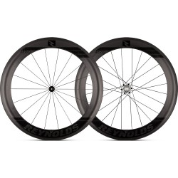 Roues REYNOLDS 65 AERO Tubeless Patins Shimano 18/24 (la paire)