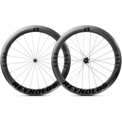 Roues REYNOLDS AR58 Tubeless Patins Shimano 20/24 (la paire)