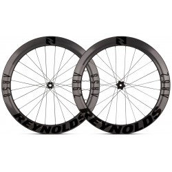 Roues REYNOLDS 58/62 Tubeless Disque XD 24/24 (la paire)