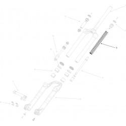 Ressort MANITOU Circus/Match Comp 80/100 mm Medium (70-85 Kg)