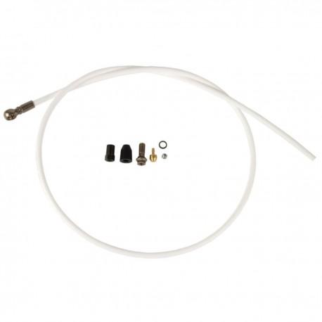 Durite HAYES Prime Blanc 190 cm (arrière)